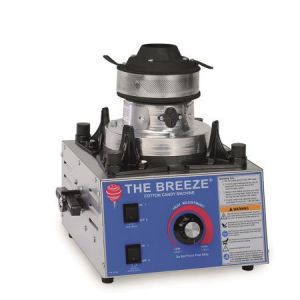 Zuckerwattemaschine Breeze